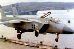 Yak-141 Returns: Vertical Takeoff Aircraft Coming Soon to the Russian Navy?