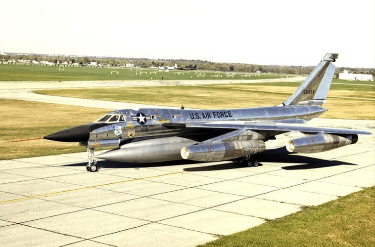 Convair B-58A Hustler a