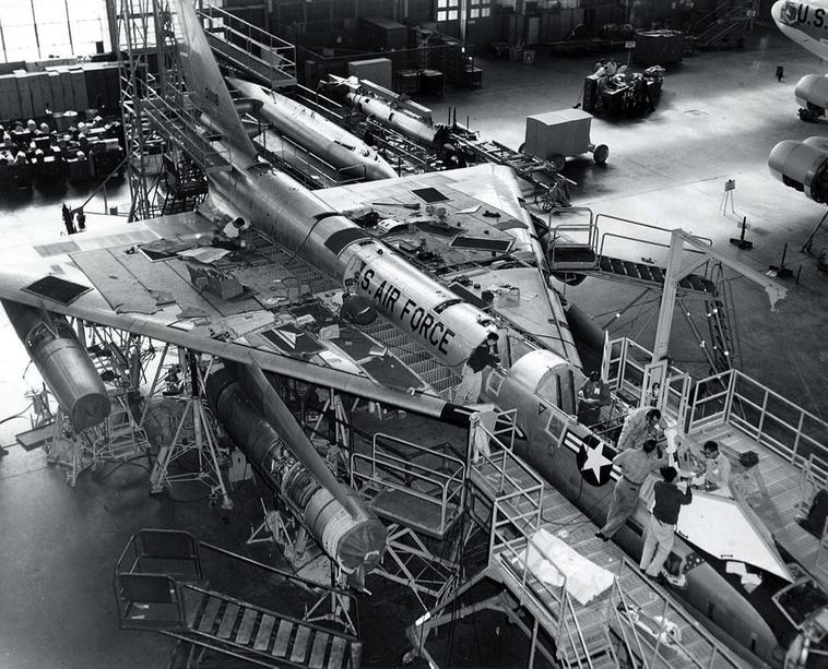 Convair B-58A Hustler b