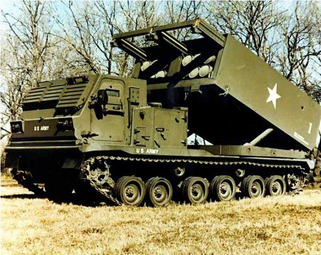 """Smasher"" Multiple Rocket Launcher System"