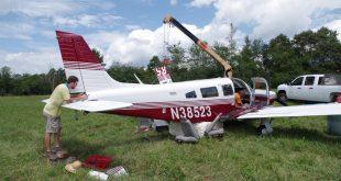 Piper PA-32R-300 Lance Crash near Lincoln County Airport, 2 dead