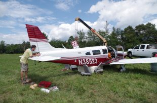 Piper PA-32R-300 Lance Crash near Lincoln County Airport, 2 dead