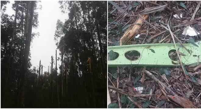 Deputy Bernardo Carli with two other dies in plane crash in Paraná 2