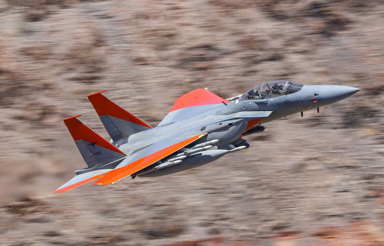 The Most Crackerjack Of A 4th Gen. Fighter America Has Ever Produced- F-15SA
