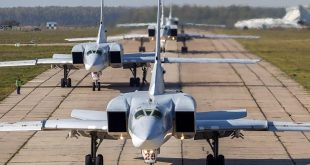"""Russia to Equip Tu-22M3 Backfire Bomber with New Hypersonic """" Kinzhal """" missile"""
