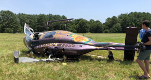 Helicopter crashes with 4 on board at Texas Renaissance Festival site