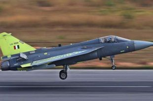 HAL Readies Tejas SP-10 For First Flight