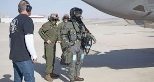New F-35 Pilots Dress For Chemical and Biological Warfare 3