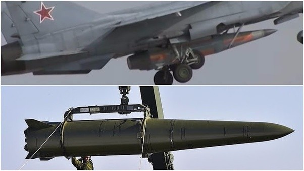 """Russia to Equip Tu-22M3 Backfire Bomber with New Hypersonic """" Kinzhal """" missile 1"""