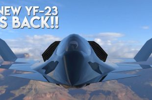 New YF-23 is back? Northrop Grumman wants to build Japan New F-3 Fighter jet
