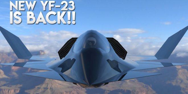 Resultado de imagen para YF-23