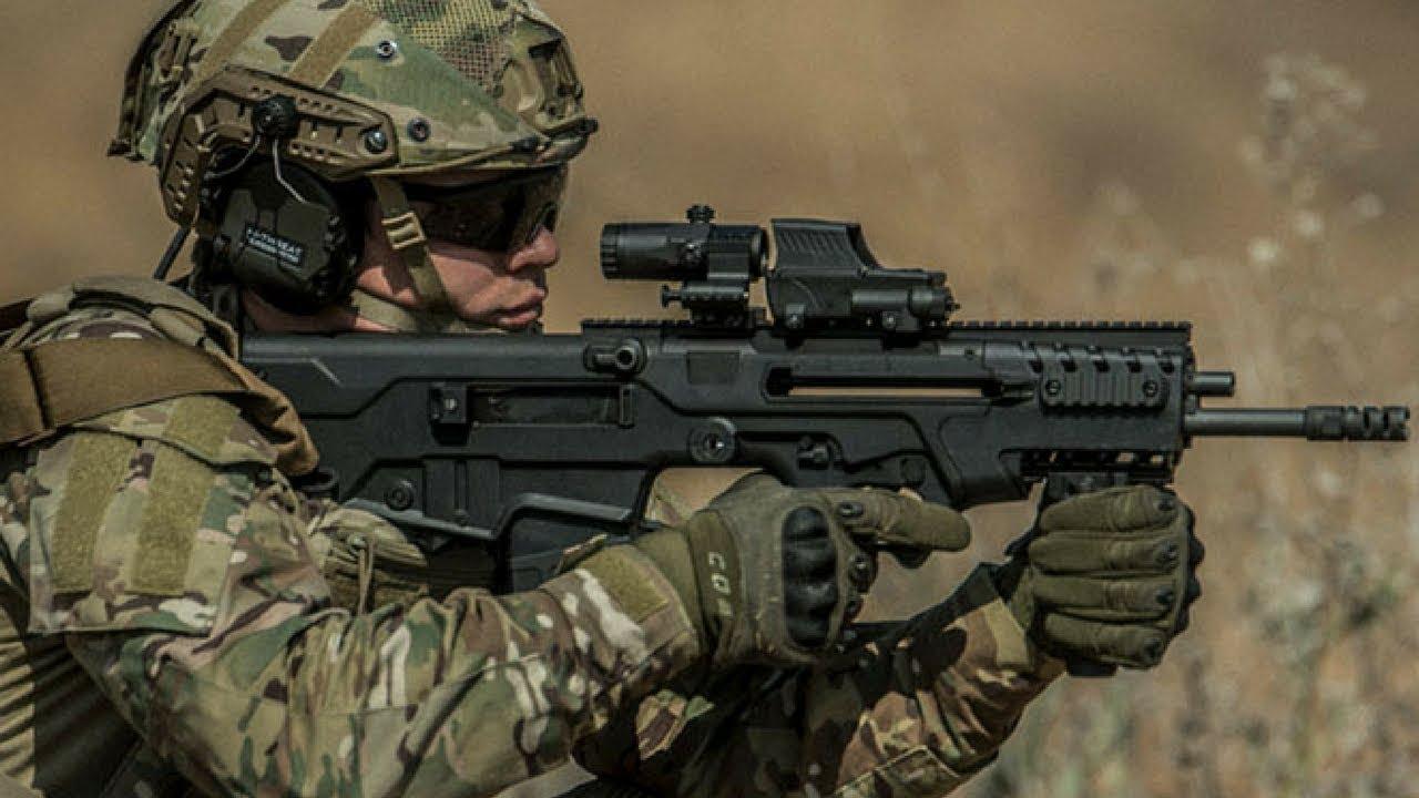 Tavor Assault Rifle: