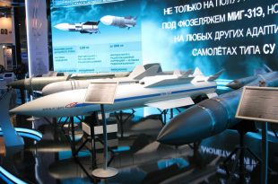 Forget AMRAAMs & METEORs, RUSSIA new missile can hit target 300KM away