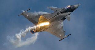 Videos of Saab JAS 39 Gripen Crash