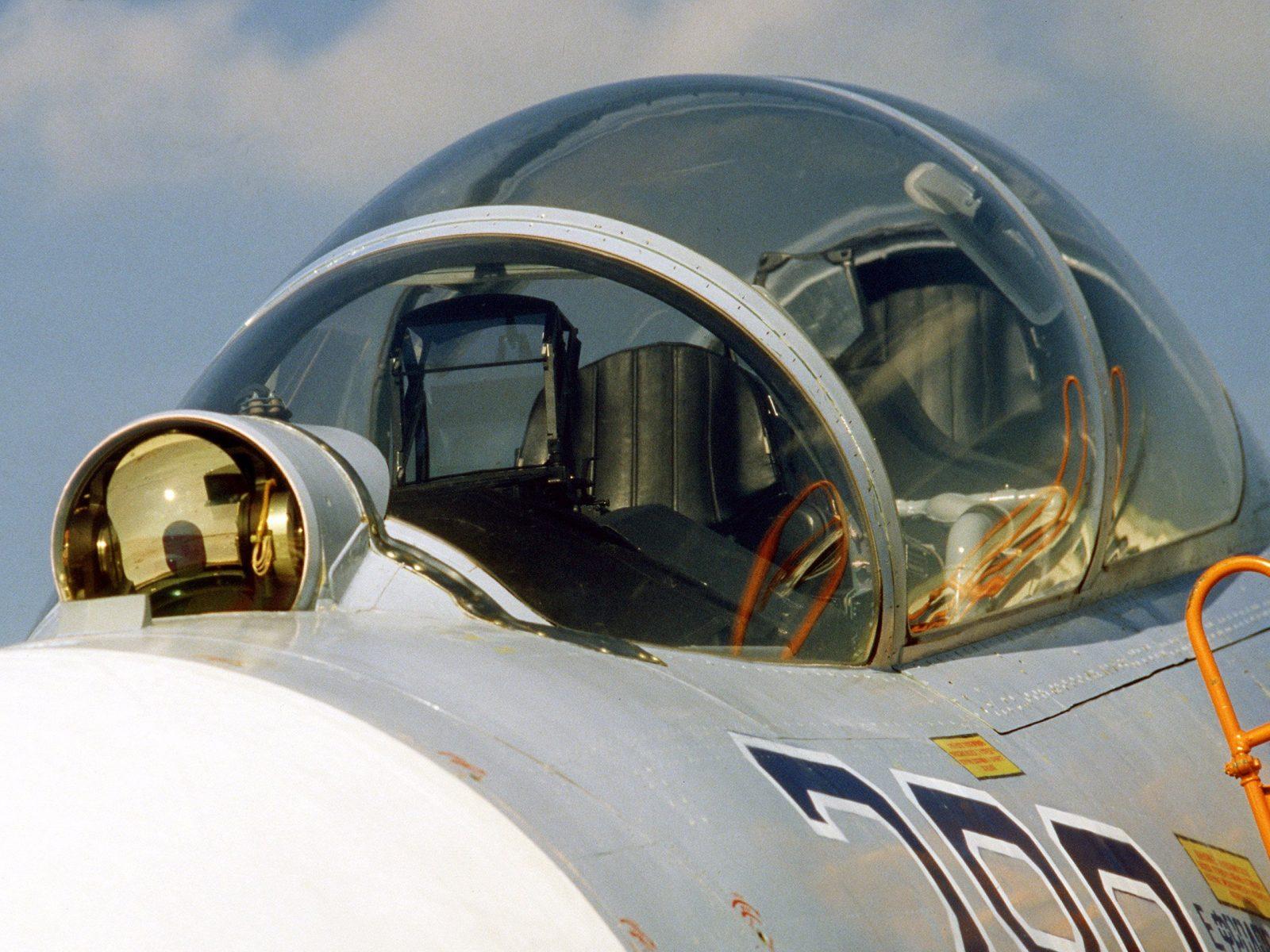SU-57 Infrared Search and Track
