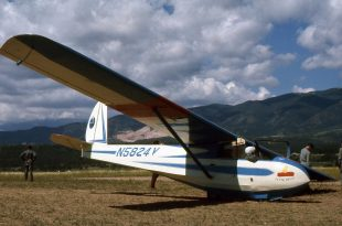 3 dead in a Schweizer SGS 2-32 glider crash near Vermont's Sterling Mountain