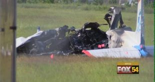 4 dead in a Cessna 182A plane crash at Swainsboro Airport