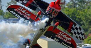 Best Videos of Skip Stewart unbelievable Aerobatic Stunts