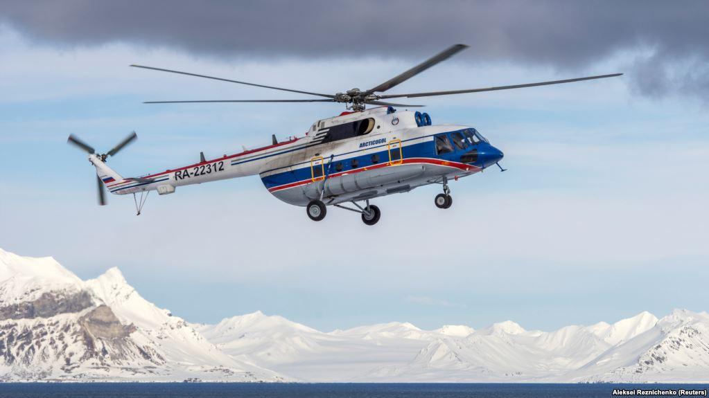 5 dead in a Mil Mi-8 helicopter crash landing in Tajikistan