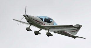 2 Dead in a Ultralight plane crash near Rue, Somme France