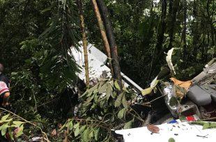 Aerobell Airlines Piper PA-34-220T Seneca III plane Crashes in Costa Rica