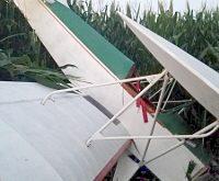 Fisher Aircraft crashes near Monona Municipal Airport