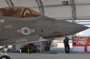Honey-trap: Hacker attempted to steal RAF F-35 stealth jets secrets using Tinder