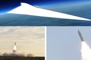 Watch: China successfully test-fire Star Air-2 waverider hypersonic aircraft