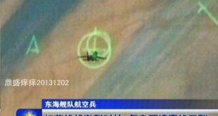 Chinese J-10A Locks on Su-30MKK2 Flanker