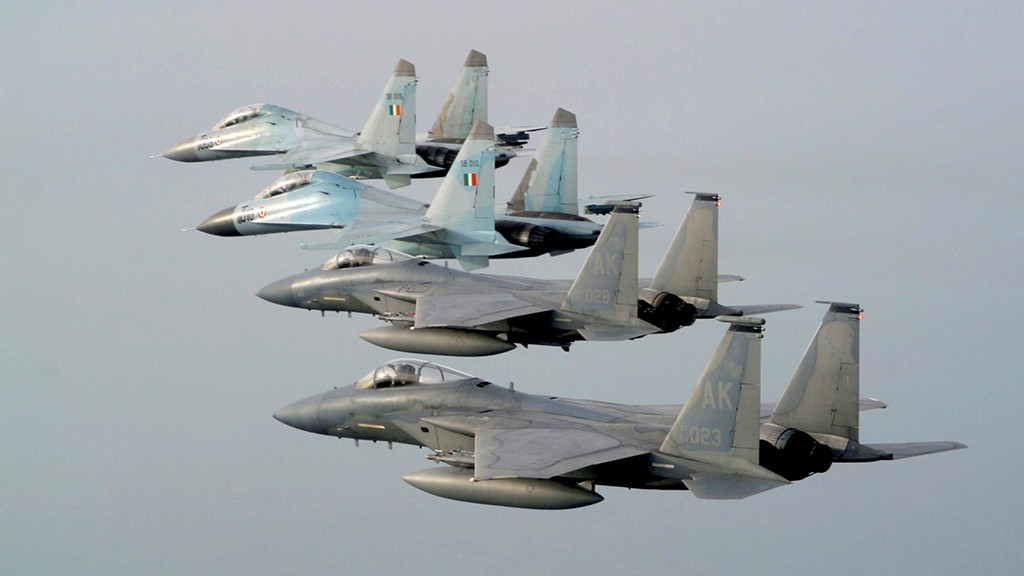 when Indian SU-30 achieved a surprising 9:1 kill ratio against U.S. F-15s