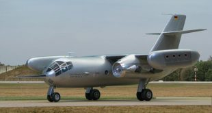 Dornier Do 31 Germany V / STOL cargo plane