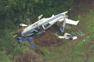 2 dead in plane crash near Foley, South of Styron Airport