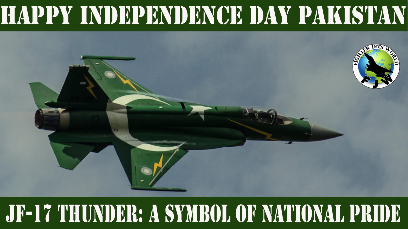 Happy Independence Day Pakistan:  A Brief History of PAF