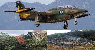 Pilot Dead in a Royal Hellenic Air Force T-2E Buckeye plane crash