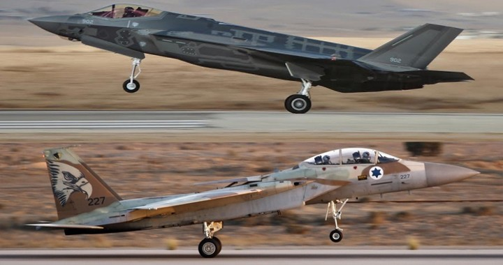 Israel's buying F-15IA instead of F-35: Do Israelis consider F-35 as a waste of money?