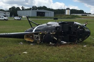2 dead in helicopter crash in Williamson County, Texas