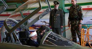 "Iran unveils new Fourth-generation fighter jet name "" Kowsar"""