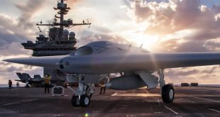 Boeing Win Navy's MQ-25 Stingray Tanker Drone Competition