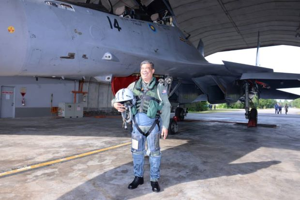 Malaysia Sukhoi Su-30MKM faces problems: only four out of the 28 are able to fly