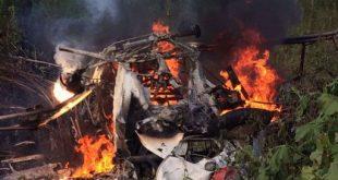 Piper PA-18 Super Cub crashed near Cimadolmo, Treviso, 2 DEAD