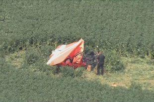 2 Killed in a Quicksilver Ultralight plane crash in Carroll County