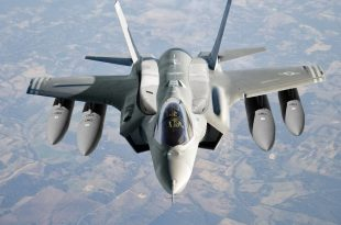 Top 5 Monstrously Powerful Fighter Jets of US Military 2018