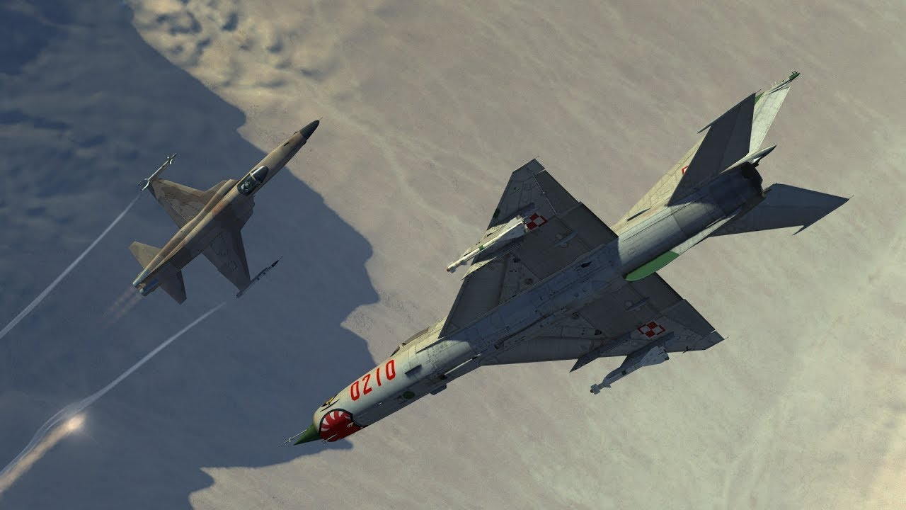 How Israel Shot Down 5 Russian Migs in 3 Minutes