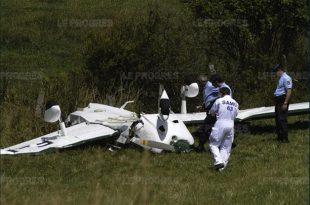 3 killed in a light plane Puy-de-Dôme, France