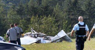 2 dead in a Robin DR.400 plane crash at Corlier altiport (LFJD), Ain,France