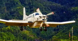 Dimonim Air Light plane with 9 people aboard reported missing in Papua, Indonesia