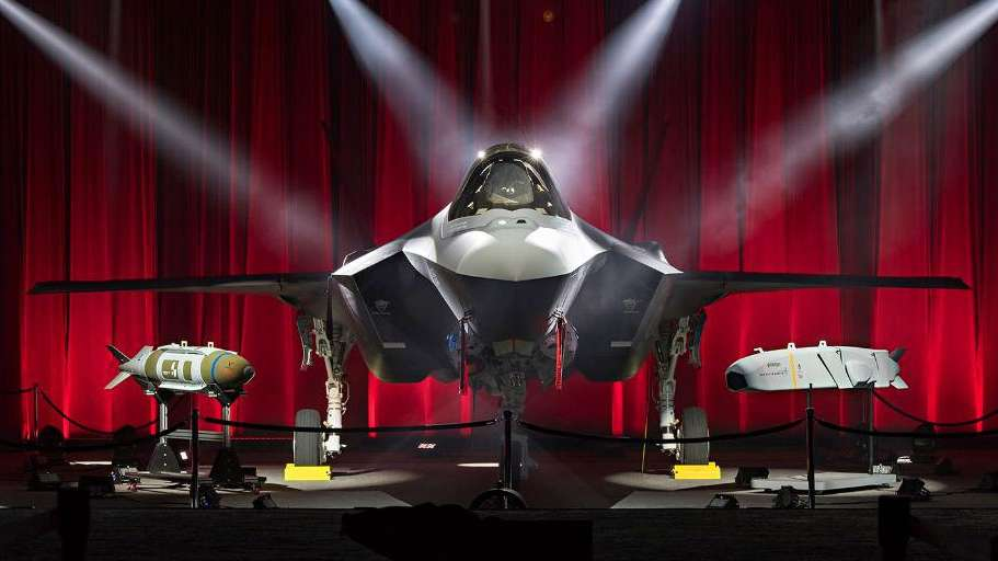 U.S. suspends delivery of F-35 Fighter jet equipment to Turkey