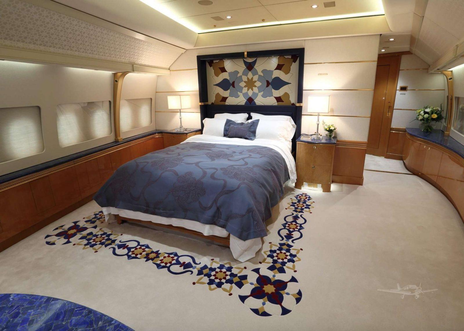 Qatari Royal Flight 747-8I Jumbo Jet 3