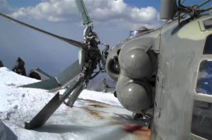 18 Dead in a Mi-8 helicopter crashed in Krasnoyarsk, Russia