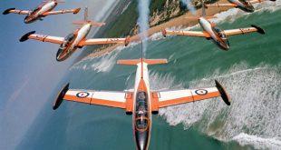 RAAF Roulettes Aerobatic team mid-air collision